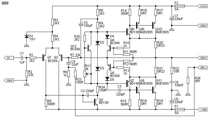 1000  ideas about class d amplifier on pinterest