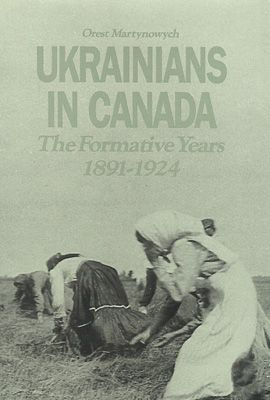 "overing the initial phase of Ukrainian immigration, settlement and community-building in Canada, this history goes beyond existing accounts in three important respects. First, the Ukrainian experience in Canada is placed firmly within the context of Canadian history, as well as the history of immigrants and immigration. The social and economic forces that ""pushed"" Ukrainian peasants out of eastern Galicia and northern Bukovyna and ""pulled"" them to Canada are examined."