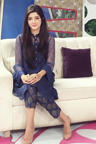 Mawra Hocane Pakistani Model