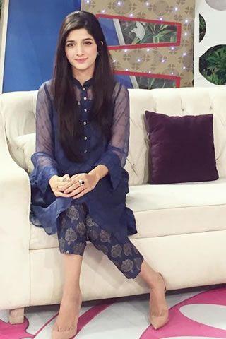 Mawra Hocane Pakistani Model