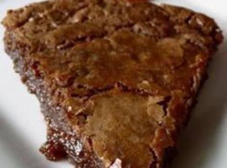 Hot Fudge Pie Recipe