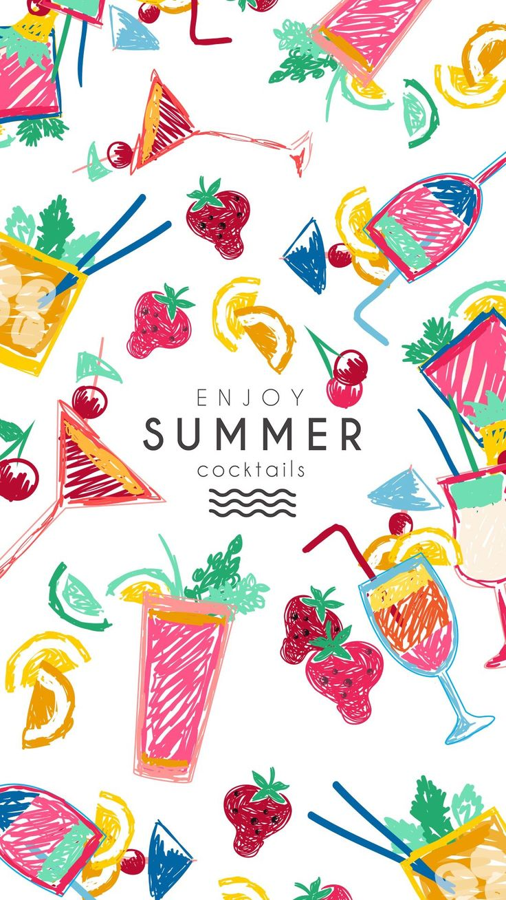 Disfruta en un cóctel de verano