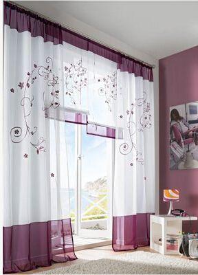 broderie rideaux fentre dpistage produit fini decro voile organza rideau pour la maison