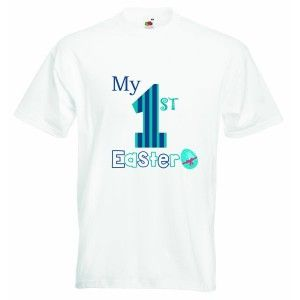My first easter - Boys T-shirt