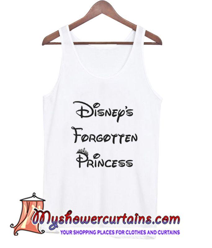 Disney's Forgotten Princess Tanktop