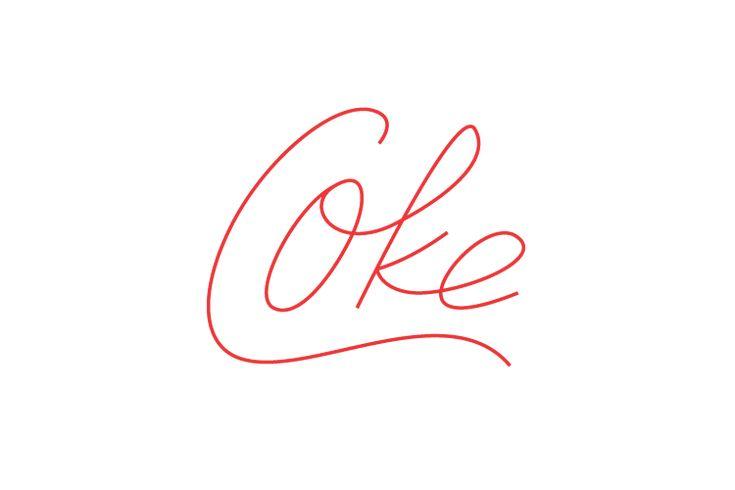 Logos minimalistas de marcas famosas
