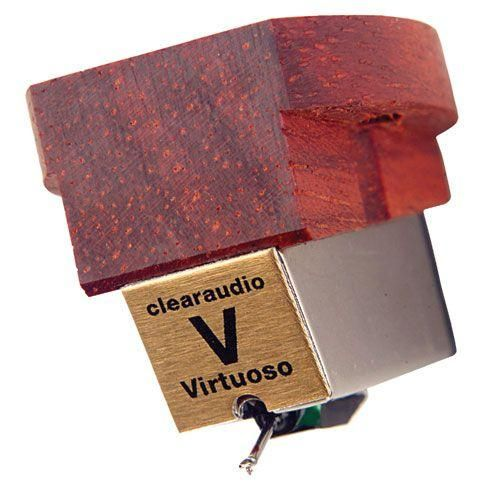 Clearaudio Virtuoso Wood MM phono cartridge