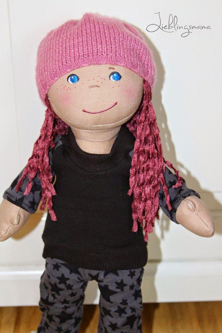 Die besten 25 ideen zu sewing dolls dolls clothes free - Liebling englisch ...