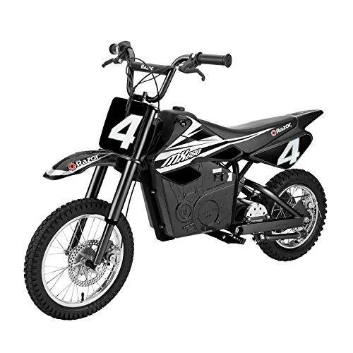 Razor Mx650 17 Mph Steel Electric Dirt Rocket Motor Bike For Kids 12