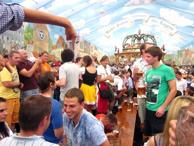 Oktoberfest Tips: Pace Yourself