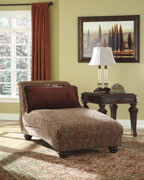 75 best images about chaise on pinterest upholstery for Ashley north shore chaise