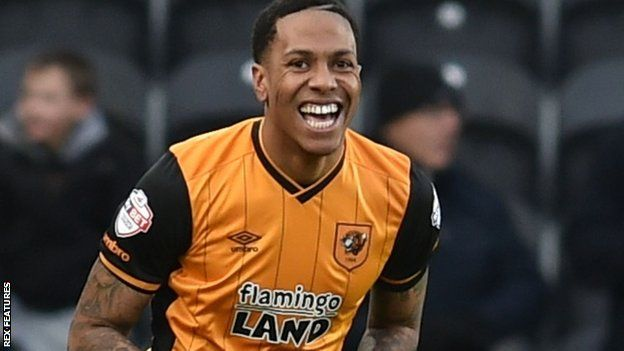 Fulham 0 Hull city 1: Abel Hernandez got the winning goal for Hull, who go to the to of the Championship