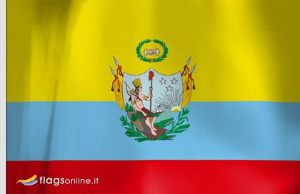Flag of Gran Colombia