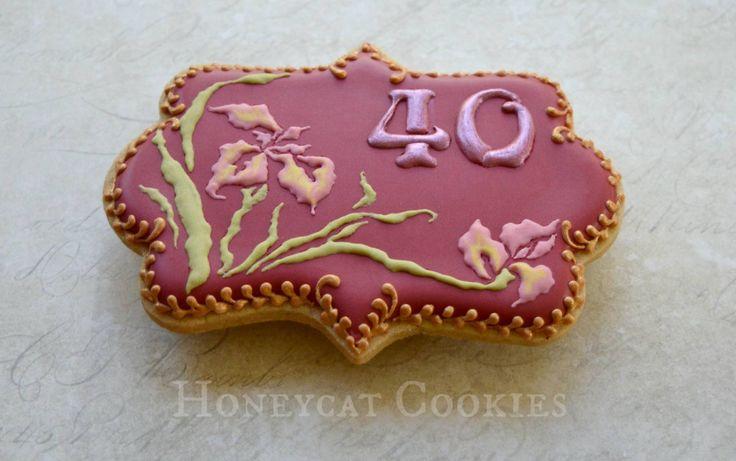 Honeycat Cookies