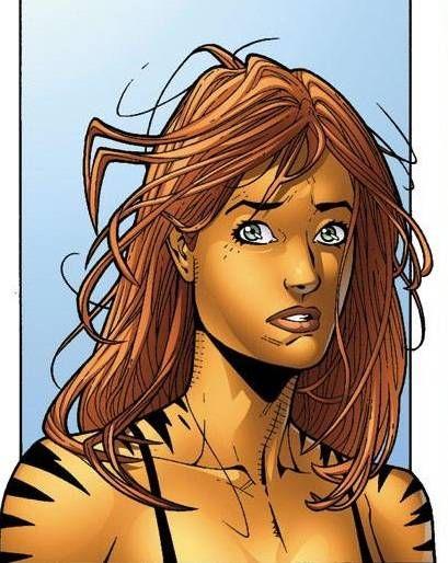 Marvel Tigra Son 50 best images ...