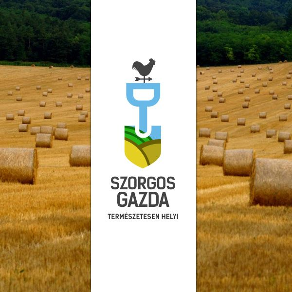 Logo design to a biofarm