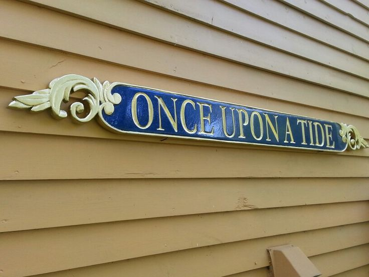 "Spring is here ...order your  beach house Quarterboard "" name board"" now! Go to goodnewssigns.com"