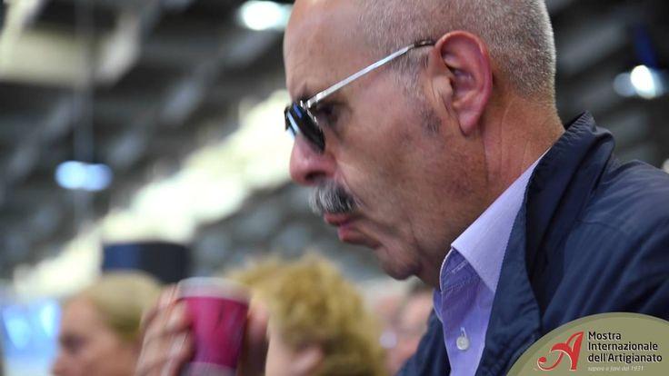 80° Mostra Internazionale dell'Artigianato - CAFFE' CON ROMANELLI 25 aprile