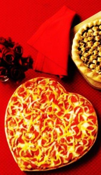 Valentine Ideas: Candlelight Valentinstag Abendessen, Candle Light Dinner zum Valentinstag