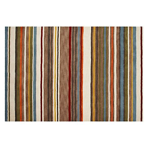 Buy John Lewis Multi Stripe Rug L300 X W200cm Spirit Online At Johnlewis OnlineDining Room