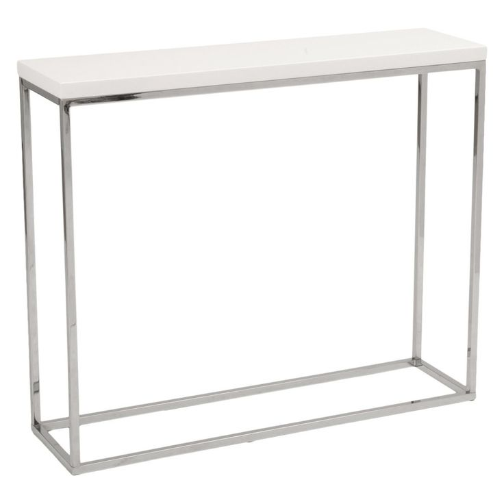 Euro Style Teresa Console Table - Console Tables at Hayneedle