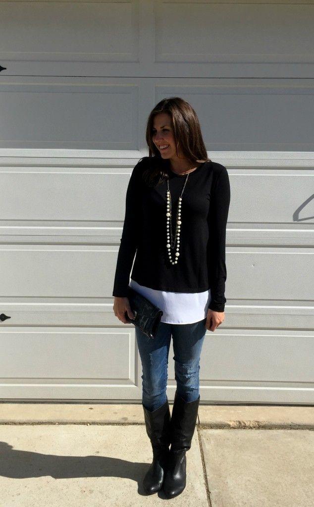 Classy & Sophisticated Styles from Karen Kane - momma in flip flops