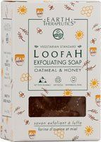 Earth Therapeutics Loofah Exfoliating Soap, Oatmeal Honey 4 oz by Earth Therapeutics. Save 17 Off!. $2.50. Earth Therapeutics. This vegetable-based treatment bar is specially formulated with loofah fibers - a natural exfoliant - to gently scrub away dead skin and other surface impurities. Earth Therapeutics Loofah Exfoliating Soap, Oatmeal   Honey 4 oz