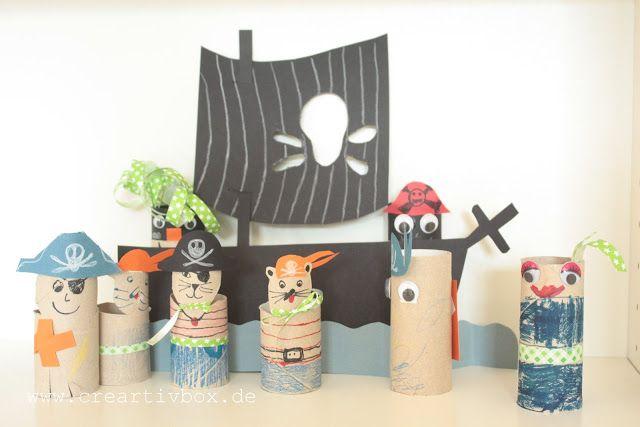 Piraten auf hoher See...