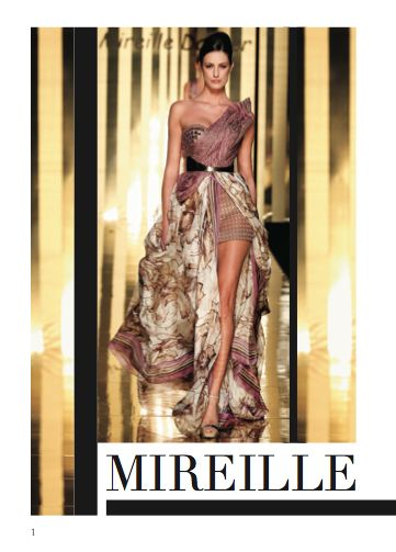 Focus on Mireille Dagher in Rome chapter. #MireilleDagher #HauteCouture #catwalks #fashion #woman #style #clothes #dress #look