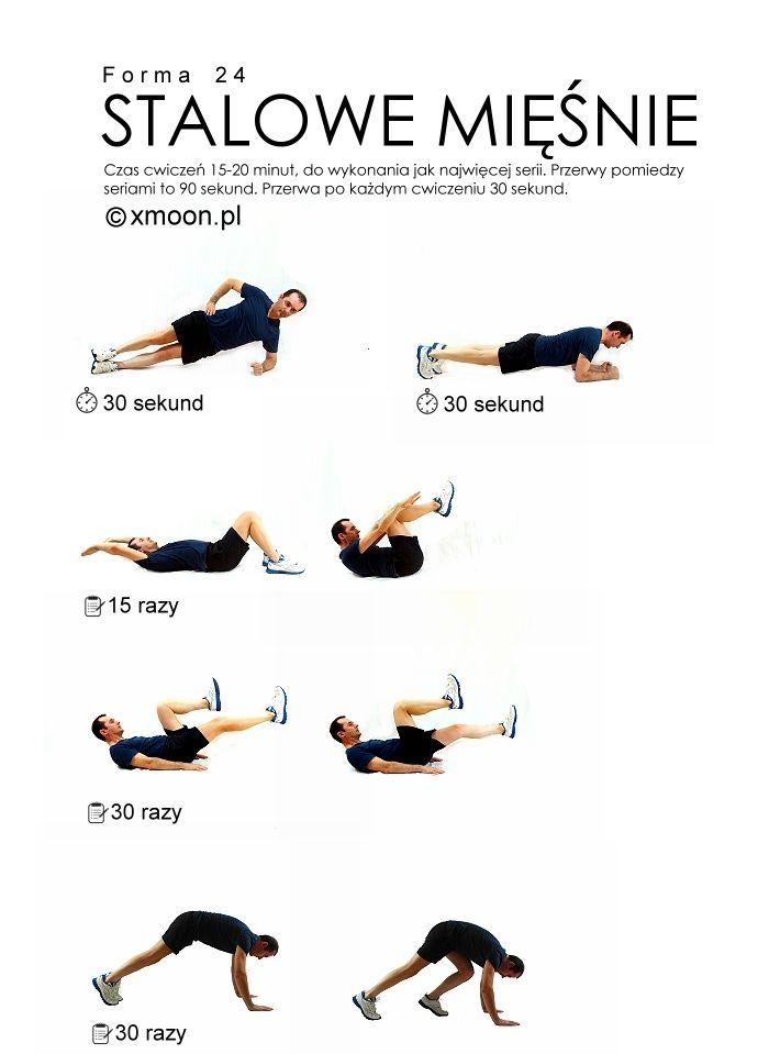 Mięśnie brzucha domowymi sposobami - XMOON.PL