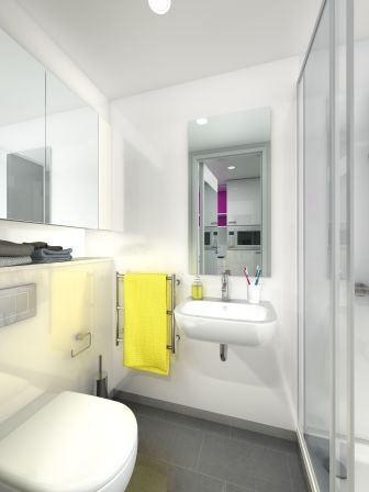 First Look At Our Scape Greenwich Bathrooms Clean Lines