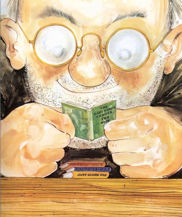 Raymond Briggs Treasury #1 How do you feel about Fairies? | tygertale