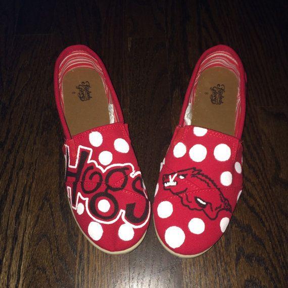 Kid Texas A M Tennis Shoes