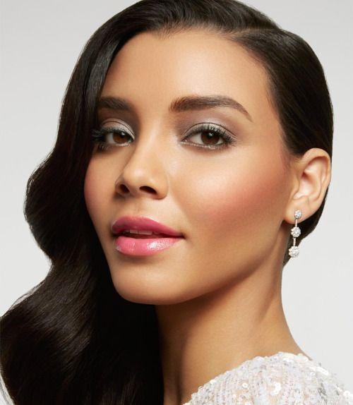 latina bridal makeup - photo#4