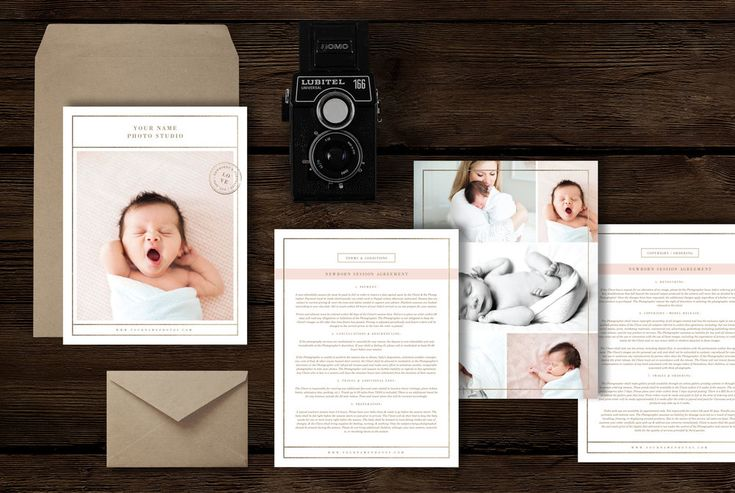 Photography business form templates. Copyright and liability agreement forms. newborn photographer contract templates | bittersweet designs