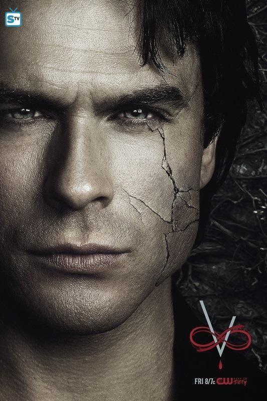 Damon Salvatore -- The Vampire Diaries Season 8