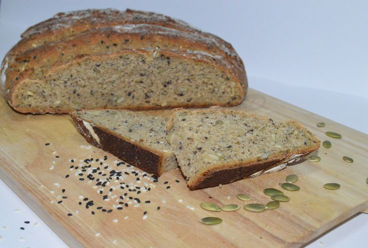 Per chi ama il sapore un pò rustico del pane la ricetta del pane tedesco è l'ideale, con tanti semi aromatici che danno quel tocco in più