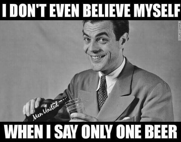 25 Seriously Funny Beer Memes Beer Humor Beer Memes