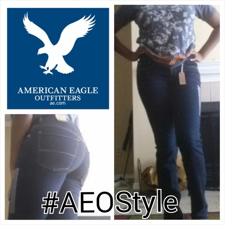 Find The Perfect Pair Of Jeans With The American Eagle Denim Guide: Win A $50 Gift Card! #AEOStyle