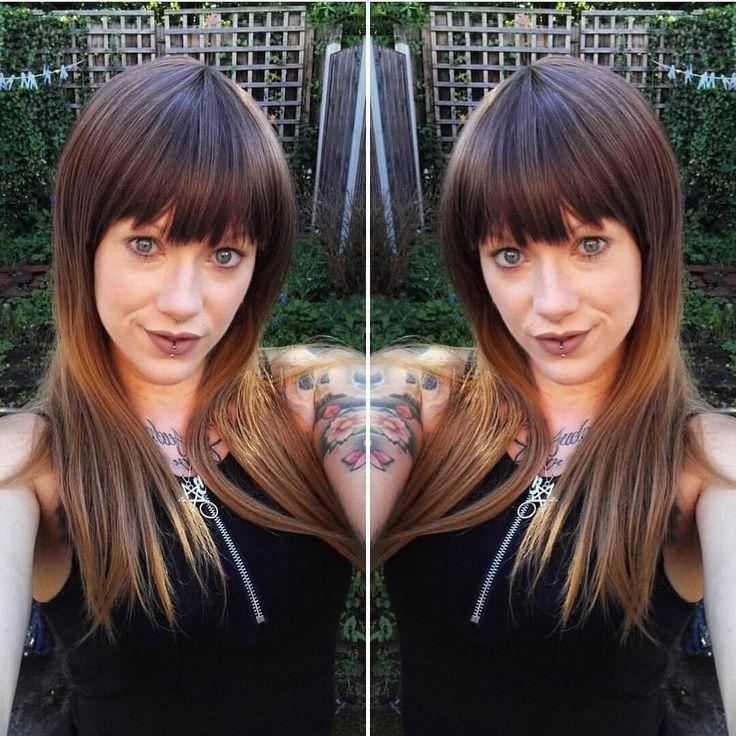 @aimee_lamour Beautiful in Lush style: Autumn Oak  . . #lushwigs #wig #lushhair #ombrehair #ombrewig #lushwigsautumnoak  In stock now at lushwigs.com