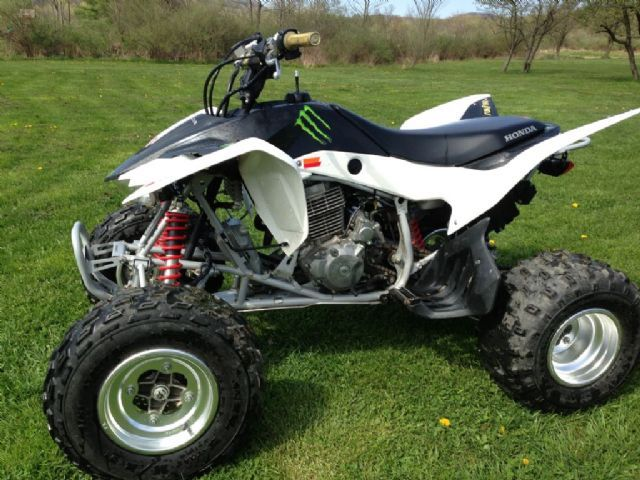 Used Honda Four Wheelers For Sale >> 2008 Honda 400EX 4-Wheeler , White for sale in Horseheads ...