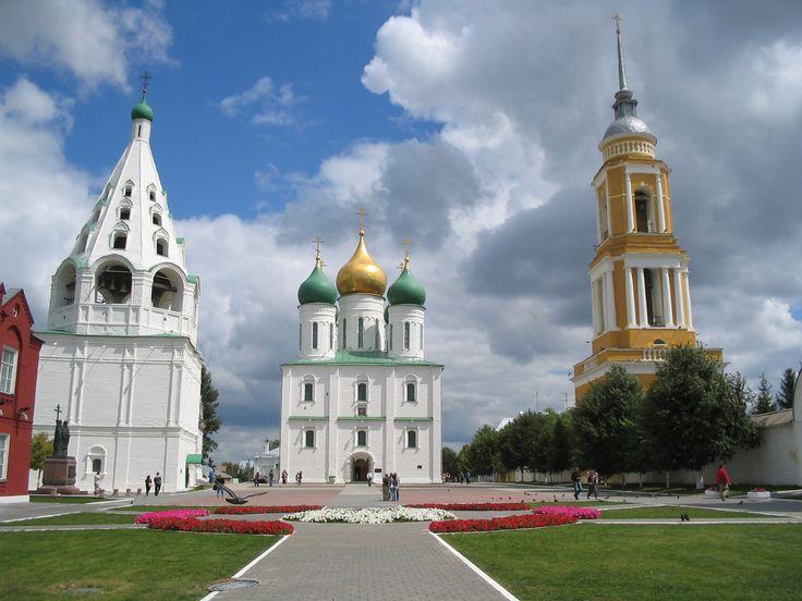 Russia, Kolomna