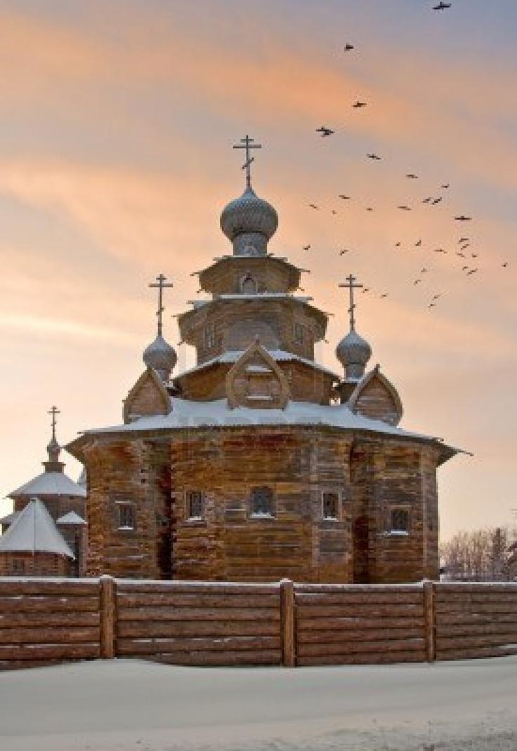 Suzdal, Russia.
