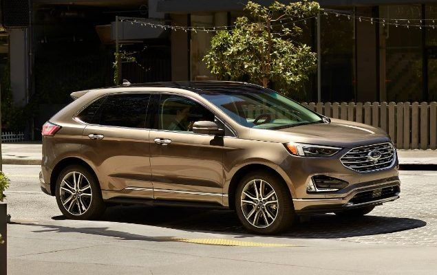 2020 Ford Edge St Specs Design Interior Engine Ford Edge