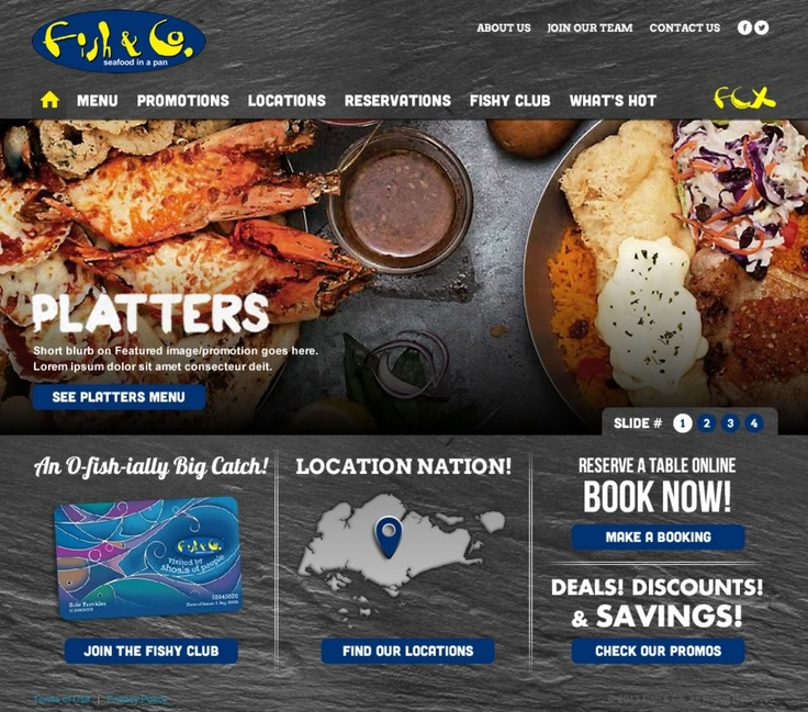 28 best facebook contests resources tips images on for 456 fish menu