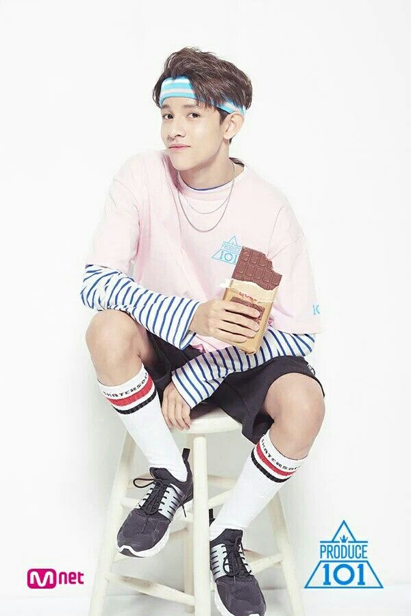 Support him ..#Samuel #KimSamuel #Produce101 #Produce101S2