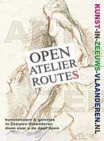 organisatie van: Open Atelier Routes & weekends in #Zeeuws-Vlaanderen, 2008 - nu, met website en wekelijkse nieuwsbrief