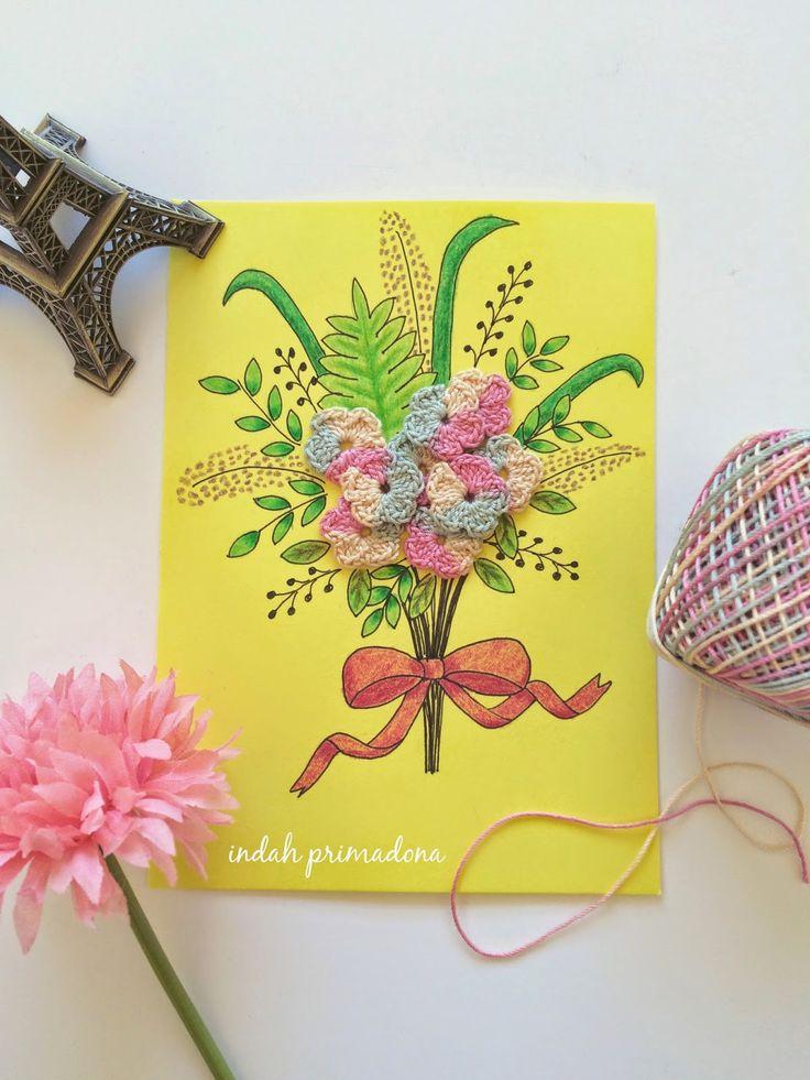 Craftmee: Flower Bouquet
