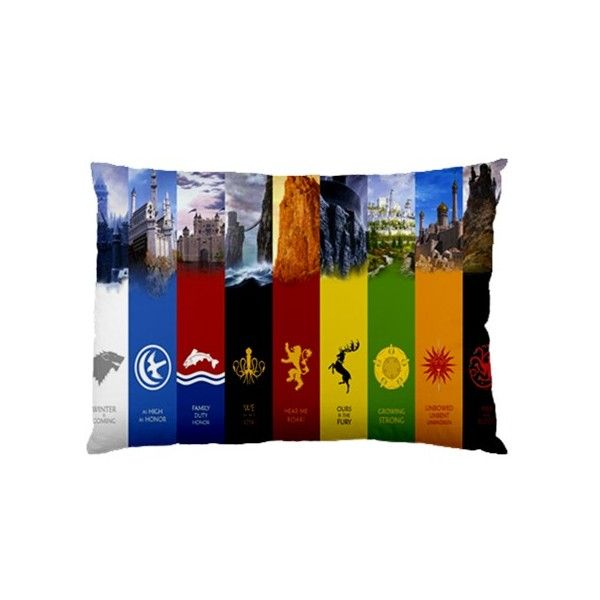 Game of Thrones Rectangle Pillow Cases comfortable to sleep code ME1104