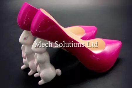 DIY Wedding shoes, 3D Printing, Customized, SLA, Photopolymer, Service in Toronto, GTA, Canada
